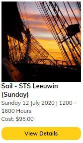 Sail LEEUWIN Sunday.JPG