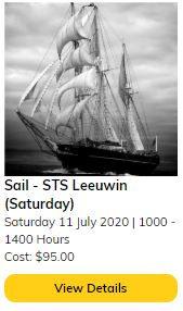 Sail LEEUWIN Saturday.JPG