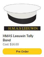 Leeuwin Tally Band.JPG