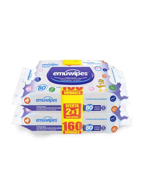 Emuwipes 170 un