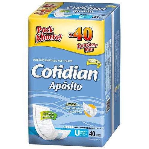 Apósito Cotidian 40 Un
