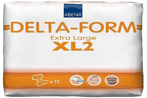 Delta Form XL, 15 Un