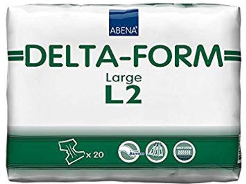 Delta Form L2, 20 Un