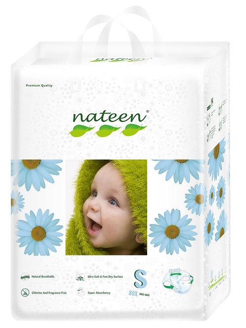 Nateen S (3 a 6 KG) 80 Un