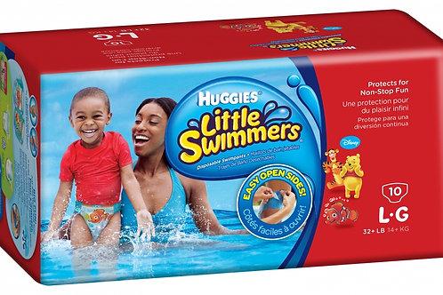 Huggies Little Swimmers, Talla L, 10 Un