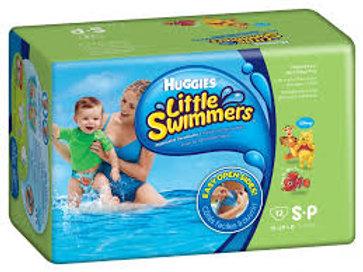 Huggies Little Swimmers, Talla S, 12 Un
