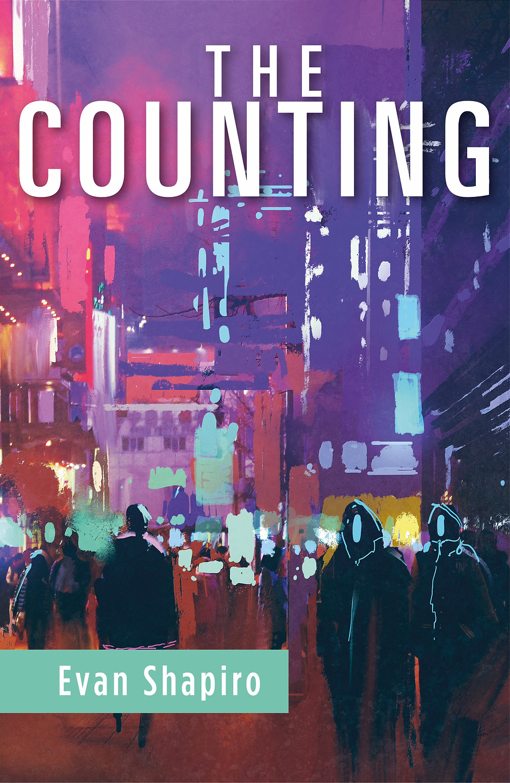 cover of The Counting by Evan Shapiro
