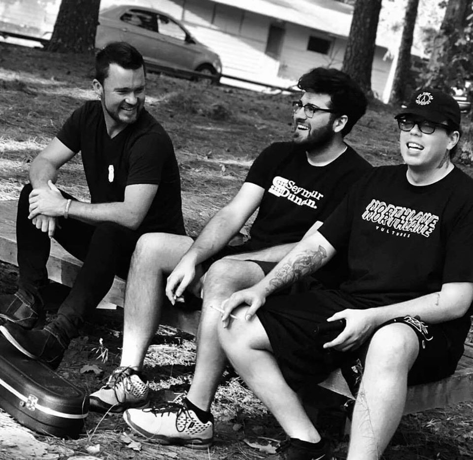 Van Larkins, Travis Bowman, & Adrian Bellue