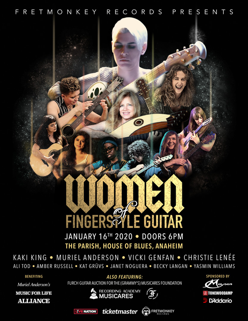 Women of Fingerstyle