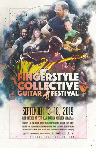 2019 Fingerstyle Collective Guitar Festival