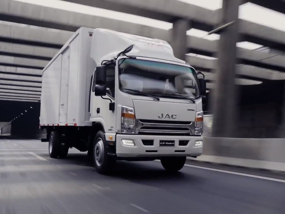 Reliable, fast and efficient - JAC Trucks