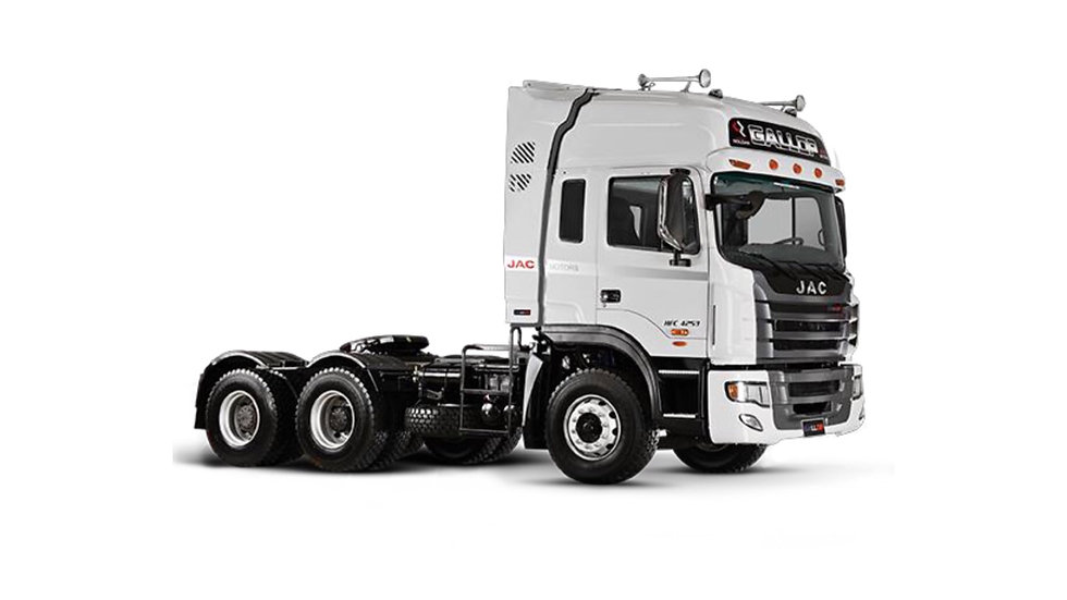6X4 TRACTOR 340HP - MODEL: HFC4250K3R1