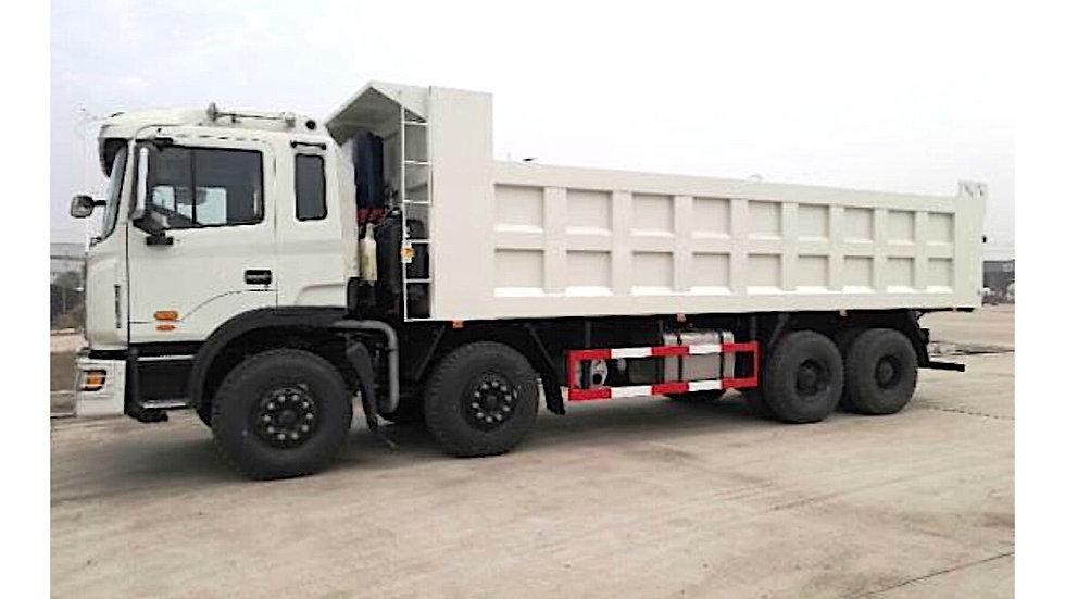 DUMPER TRUCK (8X4) - 45 tonn truck