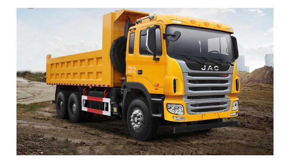 DUMPER TRUCK (6X4) 40 tonn truck