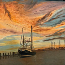 End of the Day 24X48