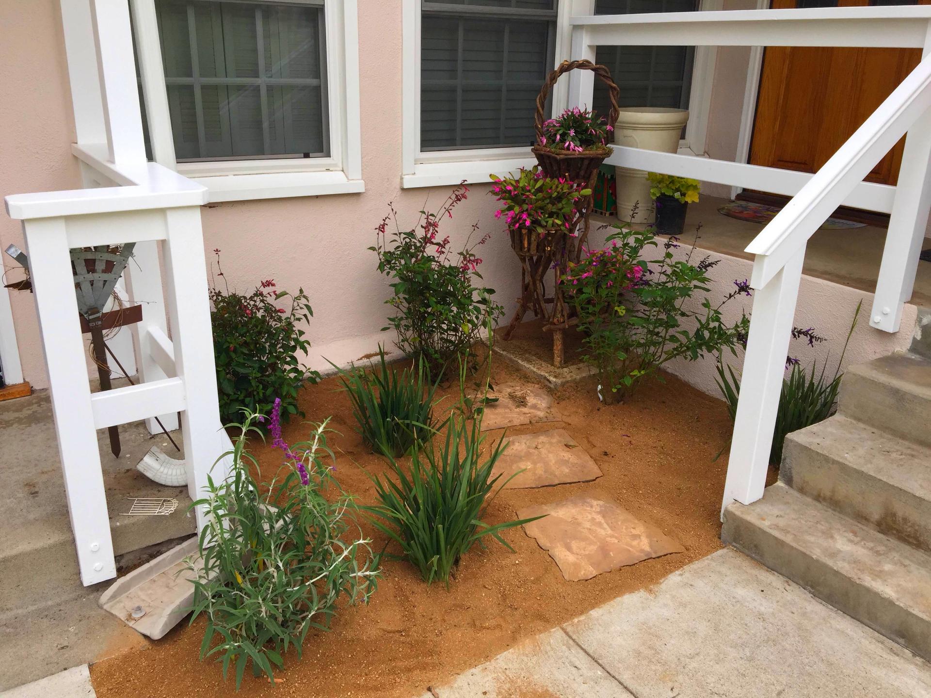 Small Porch Design
