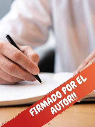 Firmado por el autor