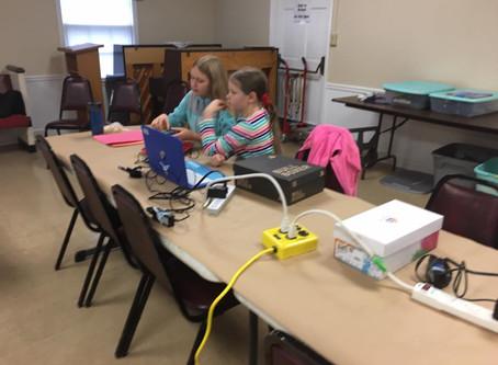 Artbotics Workshop: Combining Art and Robotics