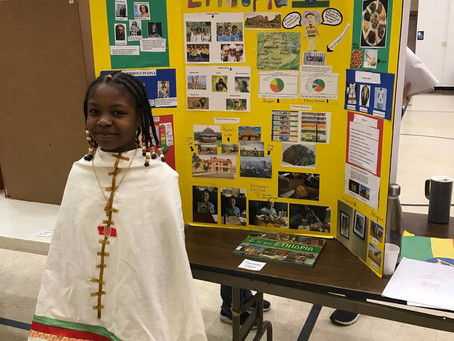 Social Science Fair - Elementary