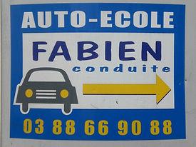 L'AUTO-ECOLE FABIEN CONDUITE A ILLKIRCH