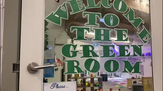 Green Room Virtual Tour