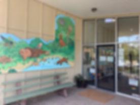 ECCC Entrance