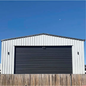 kRONK CONSTRUCTION SERVICES SHED BUILDER
