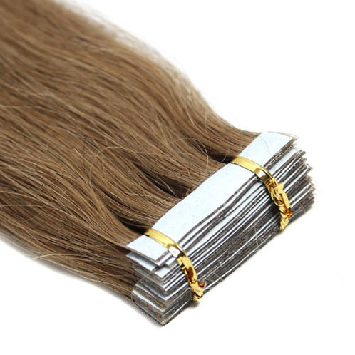 20pc Ash Brown Tape-In Extensions 50g