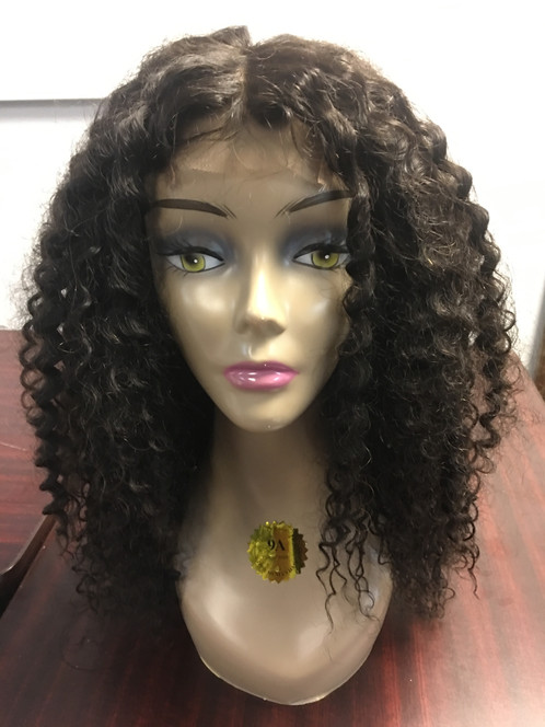 9a Brazilian Custom Curly Wig
