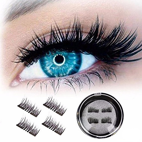 Magnetic Mink Fur Glueless Lashes