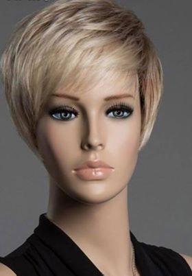 9A Mink Blonde Short Wig