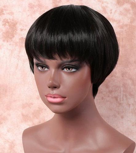 9A Bold Short Cut Wig