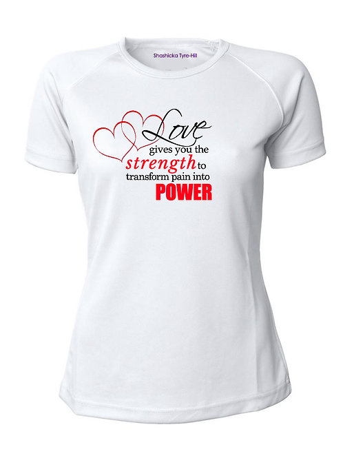Strength & Power T-Shirt