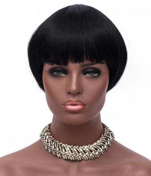Classy Style Short Cut Wig