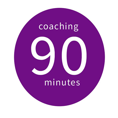 90 Minute One-on-One Business Success Coaching