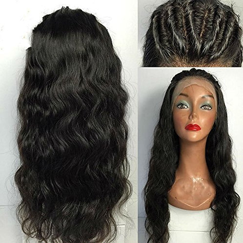 9A-Brazilian Front Lace Body Wave Wig