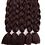Thumbnail: Jumbo Kanekalon Synthetic (Bulk)  Braiding Hair
