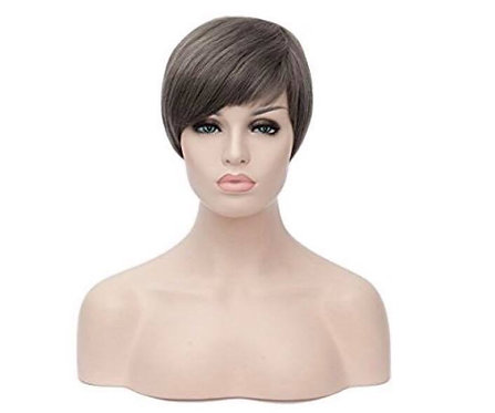 9A Short Boy Cut Wig
