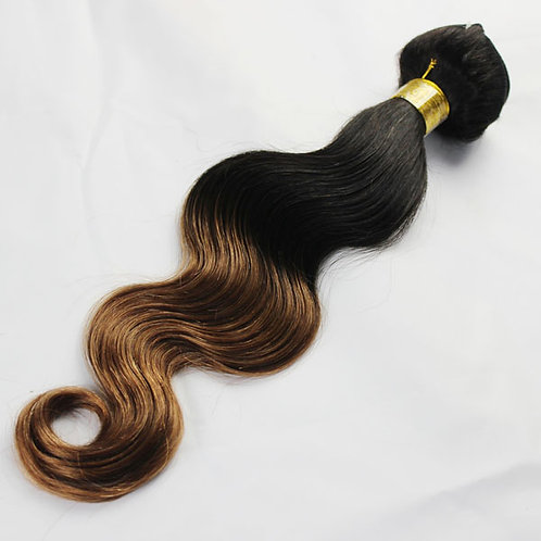 7A-1B/30 Ombre Body Wave Bundles