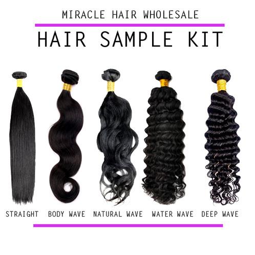 miracle hair sample kit