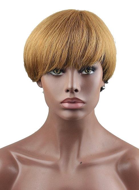 Bold Style 2 Tone Cut Wig 27/1B