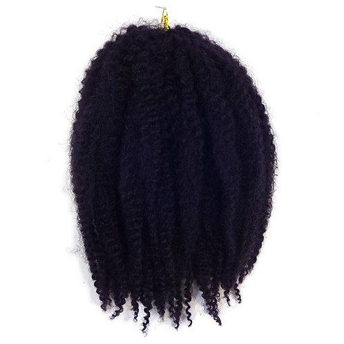 Kinky Twist Synthetic Bulk Braiding Hair 10 packs (Bulk)