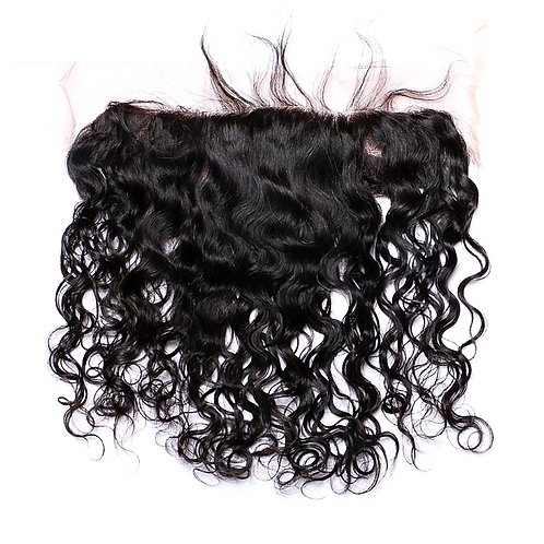 Bohemian Curly Frontal