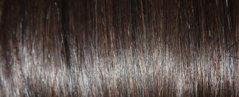 Full Head Human Clip-In Dark Brown