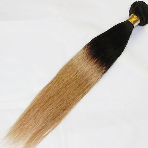 7A-1B/27 Ombre Straight Bundles