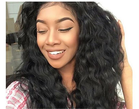9A-Brazilian Front Lace/Full Body Wave Wig
