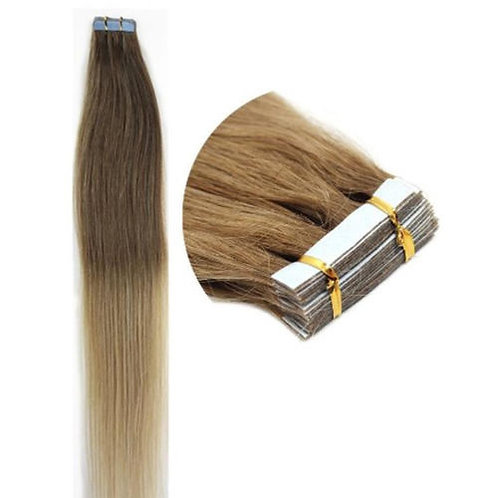 20pc Ombre T12/20 Tape-In Extensions