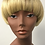Miracle Hair Wholesale Super Brown 1B/613 Short Wig