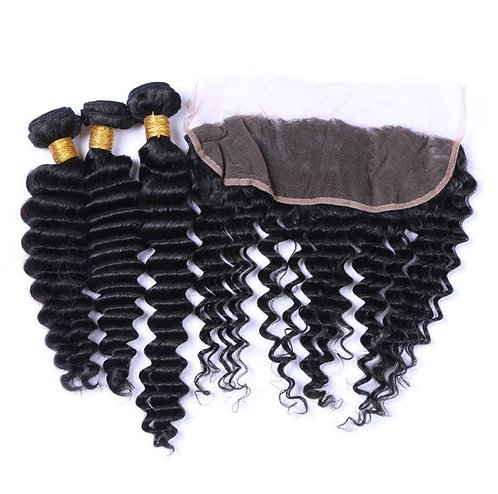 Deep Wave 3 Bundles w/ Frontal