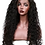 Thumbnail: 9A Kinky Curly Luxury Full Lace Wig